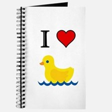 Funny Duck Journal
