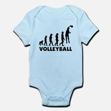 Volleyball Spike Evolution Body Suit