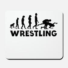 Wrestling Evolution Mousepad