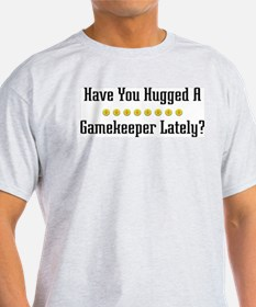 Hugged Gamekeeper T-Shirt