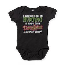 Daughters Shoot Better Baby Bodysuit