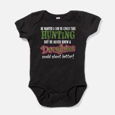 Daughters Shoot Better Baby Bodysuit