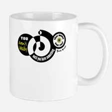 You Arent Wealthy-Garth Brooks Quote Mugs