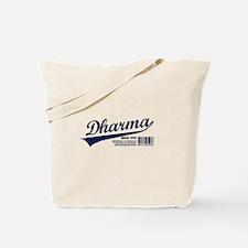 Dharma Baseball Tote Bag