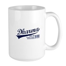 Dharma Baseball Mug