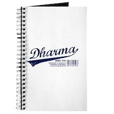 Dharma Baseball Journal