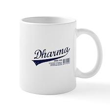 Dharma Baseball Small Mug
