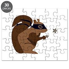 Masked Squirrel Puzzle