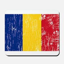 Vintage Romania Mousepad