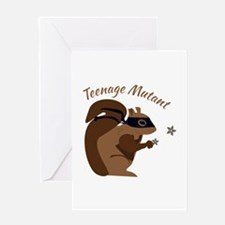 Teenage Mutant Greeting Cards