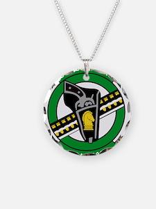 Unique Gunslinger Necklace