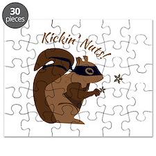 Kickin nuts! Puzzle