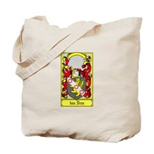 VAN VEEN Coat of Arms Tote Bag