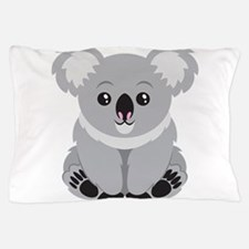 Cute Koala bear Pillow Case