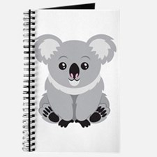Unique Koala bear Journal
