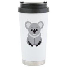 Cute Koala Travel Mug