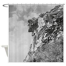 Cute Franconia Shower Curtain