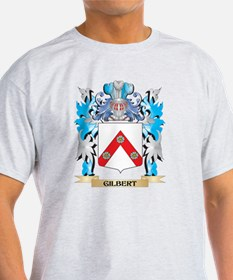 Gilbert Coat of Arms - Family Crest T-Shirt