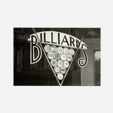 Billiards Hall, 1938 Magnets
