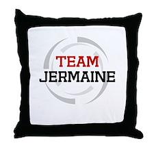 Jermaine Throw Pillow