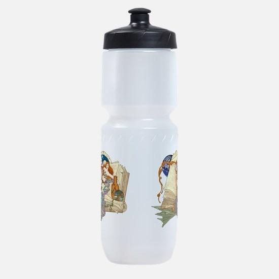 galactic queen Sports Bottle