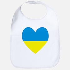 Cute Ukraine Bib