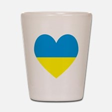 Cute Heart shaped Shot Glass