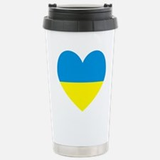 Unique Ukraine Travel Mug