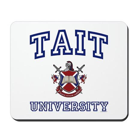 TAIT University Mousepad