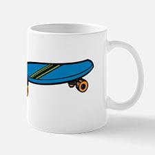 Skateboard Mugs