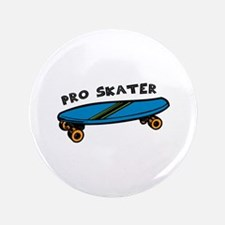 "Pro Skater 3.5"" Button"