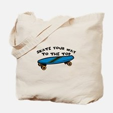 Skate Your Way Tote Bag