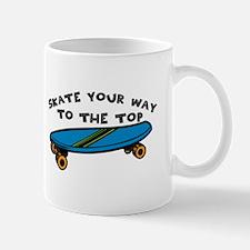 Skate Your Way Mugs