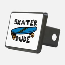 Skater Dude Hitch Cover