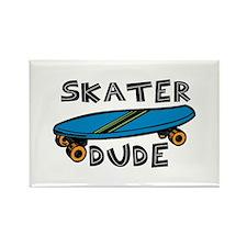 Skater Dude Magnets