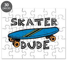 Skater Dude Puzzle