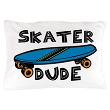 Skater Dude Pillow Case