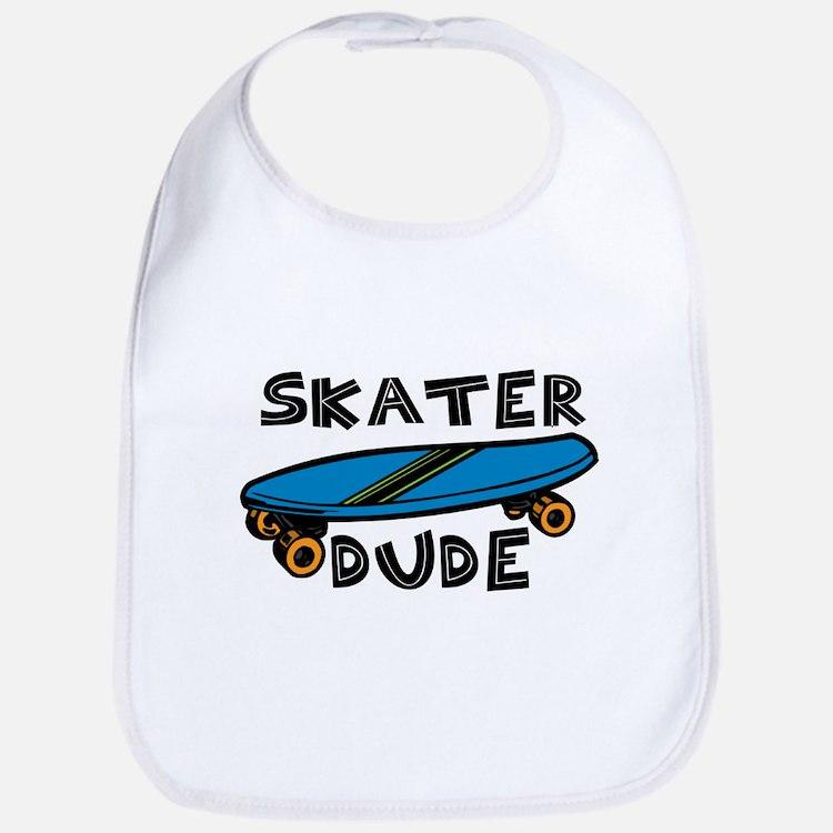 Skater Dude Bib
