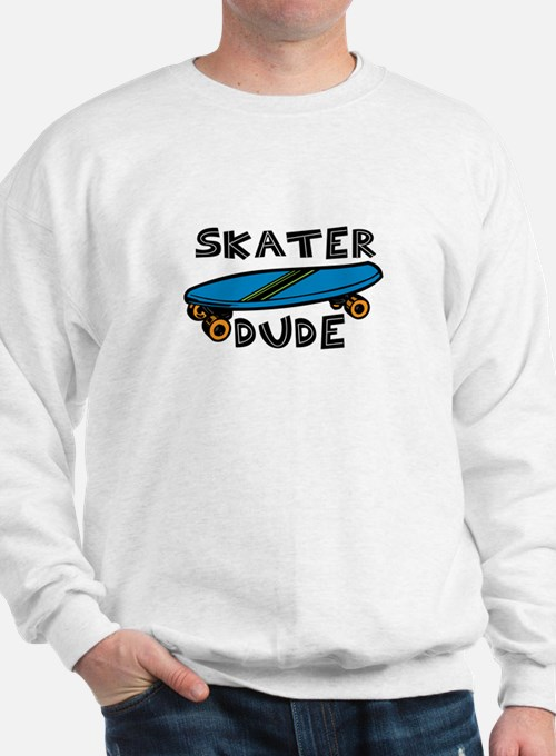 Skater Dude Sweatshirt
