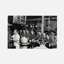 Pete's Lunch Counter, 1950 Magnets