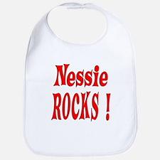 Nessie - Red Bib