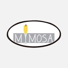 Mimosa Sign Patches