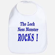 Loch Ness - Blue Bib