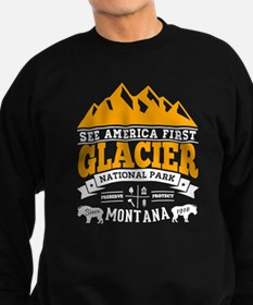 Glacier Vintage Jumper Sweater
