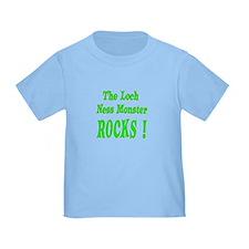 Loch Ness - Green T