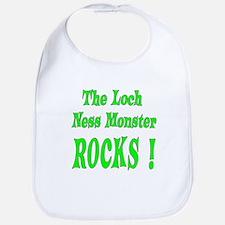 Loch Ness - Green Bib
