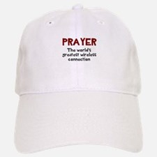 Prayer wireless connection Baseball Baseball Cap