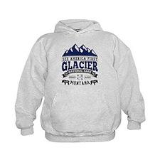 Glacier Vintage Hoodie