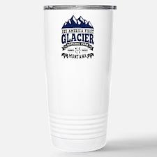 Glacier Vintage Stainless Steel Travel Mug