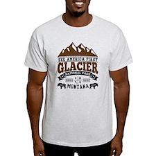 Glacier Vintage T-Shirt